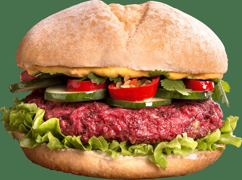 Veggie Burger Romana
